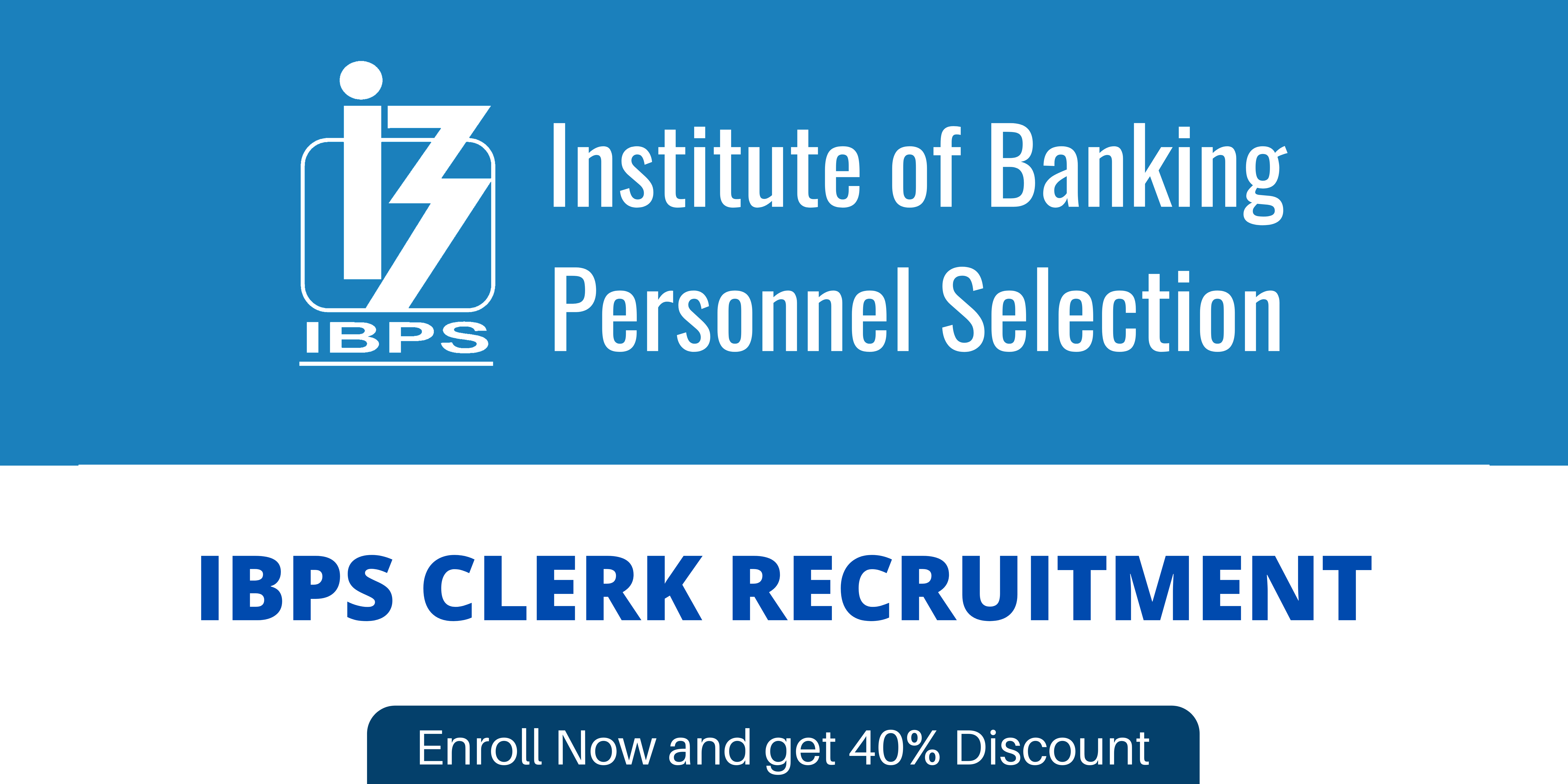 Institute of Banking Personal Selection Clerk exam